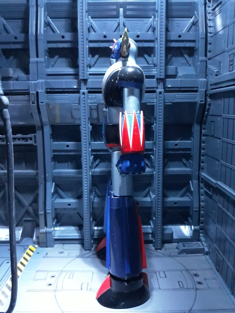 Goldrake modellino robot Bandai