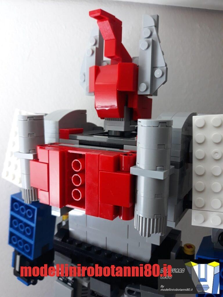 Danguard LEGO 40 CM ali chiuse