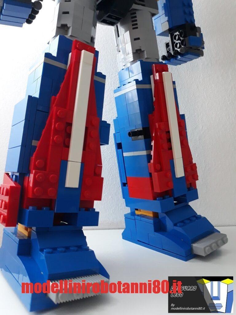 Danguard LEGO frecce cosmiche
