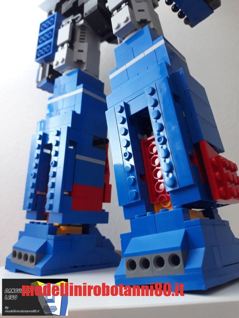 Danguard LEGO caviglie mobili