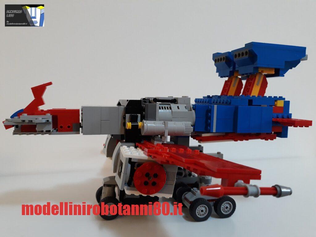 DANGUARD LEGO SATELLIZZATORE