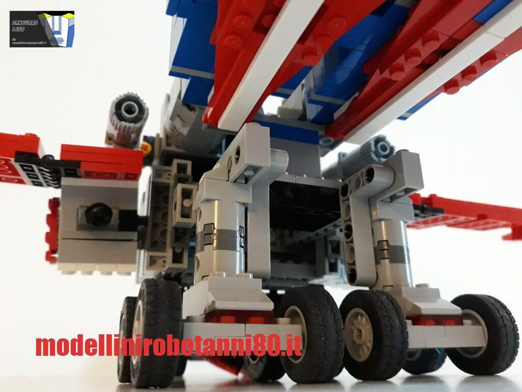 DANGUARD LEGO SATELLIZZATORE 40 CM