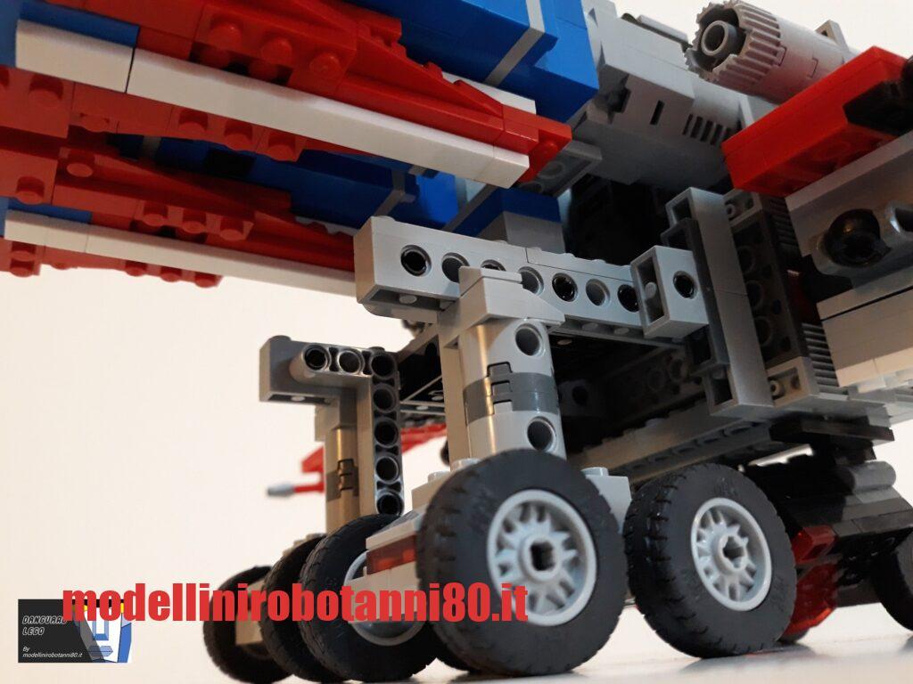 DANGUARD LEGO SATELLIZZATORE-CARRELLI POSTERIORI