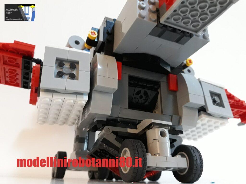 DANGUARD LEGO SATELLIZZATORE CARRELLO ANTERIORE
