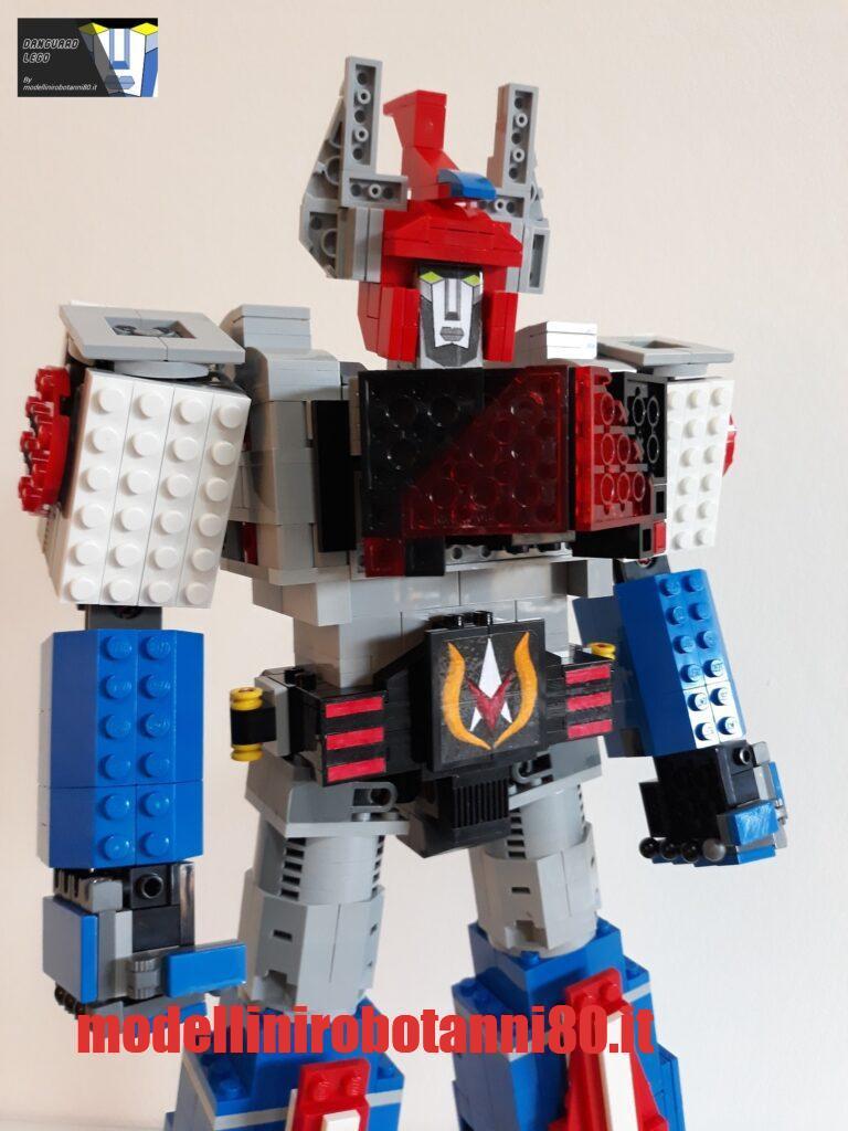 DANGUARD LEGO MODELLINO