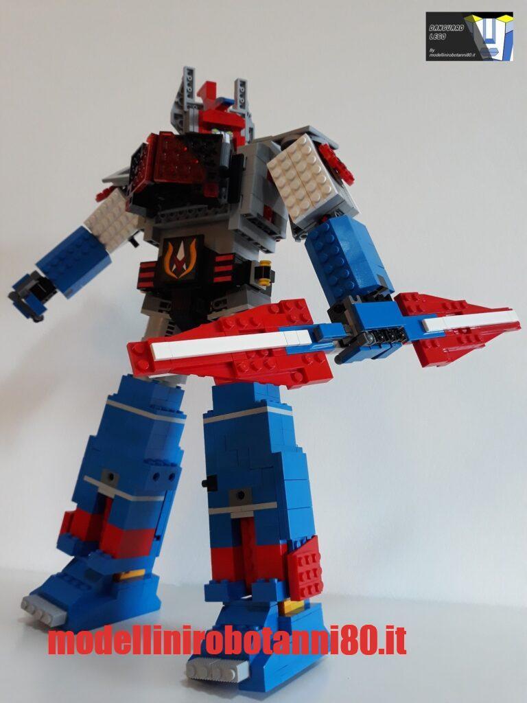 danguard lego jumbo doppie frecce cosmiche