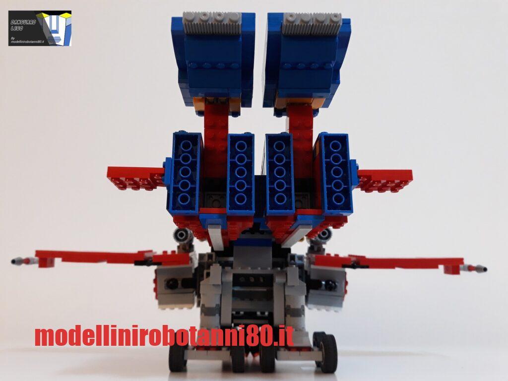 MODELLINO DANGUARD LEGO SATELLIZZATORE MOTORI