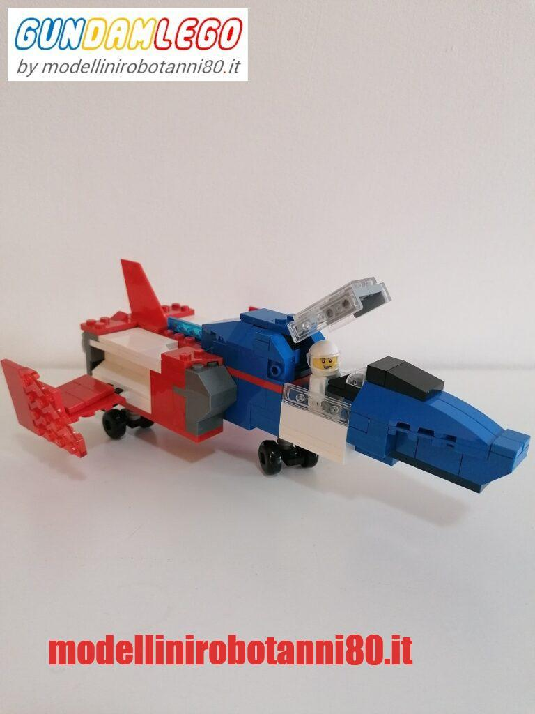 CORE FIGHTER GUNDAM LEGO