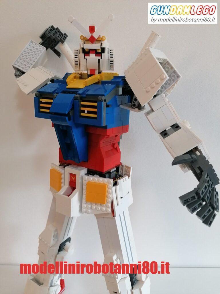 Gundam LEGO 62 cm