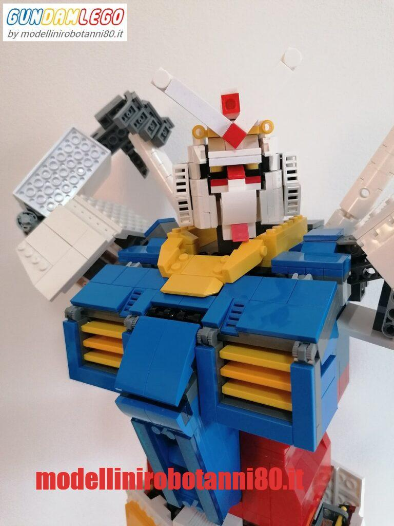 Gundam LEGO articolato